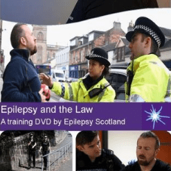 Epilepsy and the law DVD